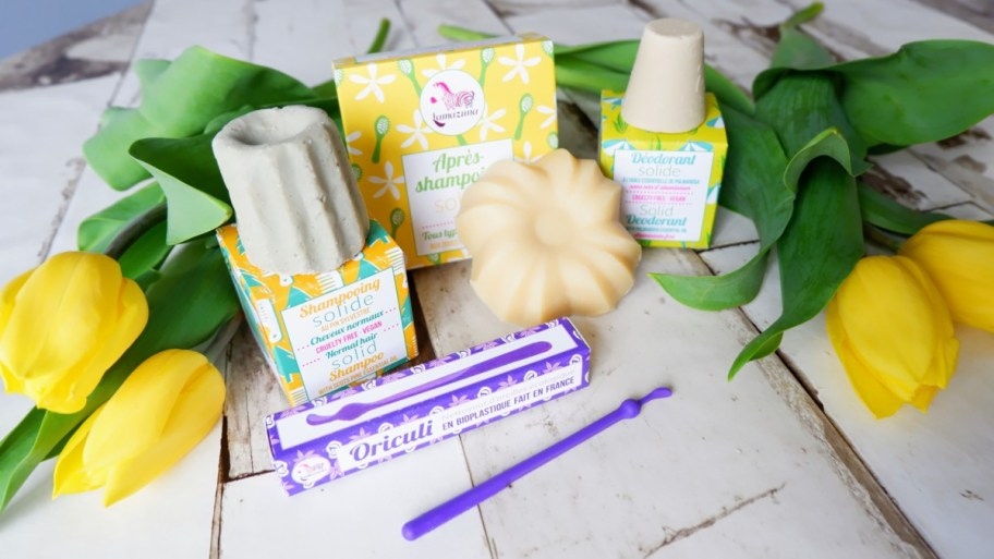 Lamazuna Zero Waste Cosmetics