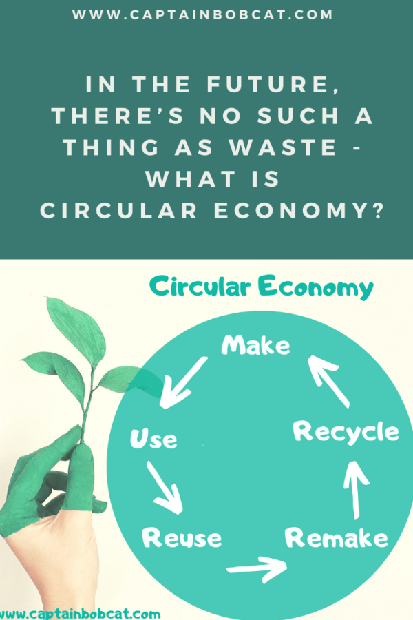 In The Future, There's No Such A Thing As Waste - What Is Circular Economy?