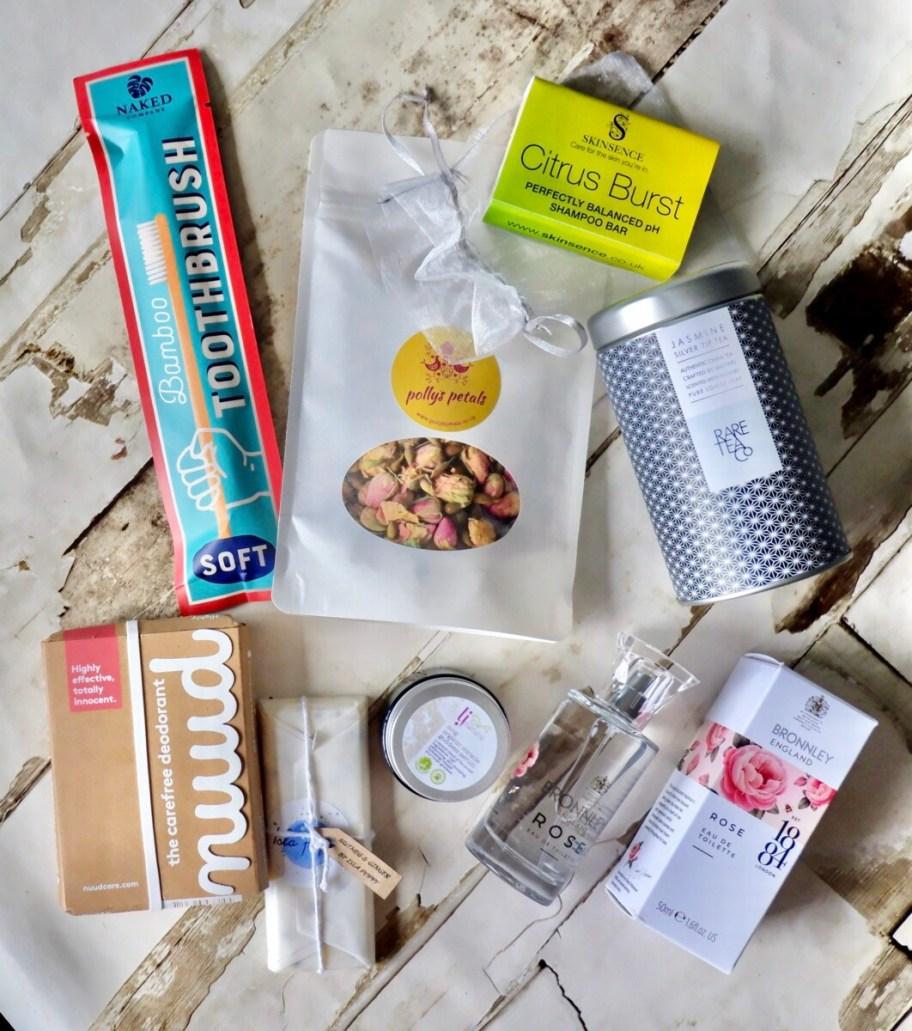 Plastic Free Self Care Bundle Giveaway!