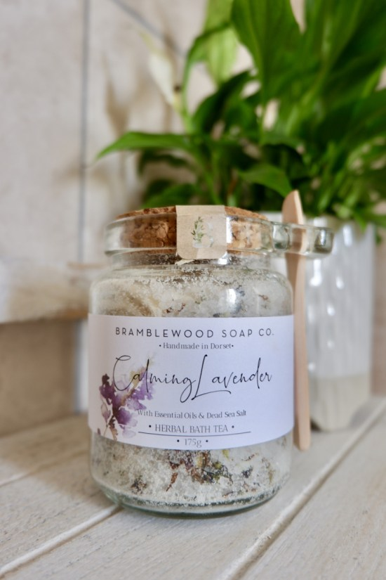 Bath salts. Ethical And Green Picks