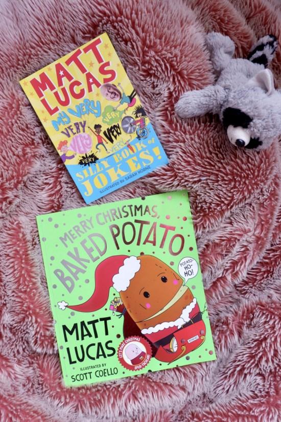 Matt Lucas Books: Ethical And Green Picks
