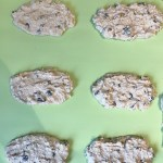 Amaranth flour crackers