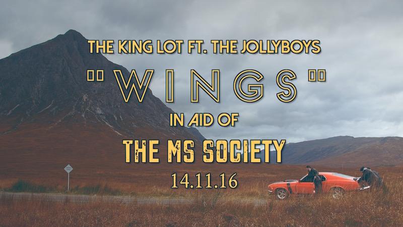 MS Society Charity Single Xmas 2016 Number 1 Captain Cornelius