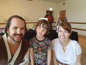 Star Wars Party Manchester