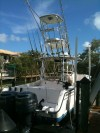 Florida Keys deep sea fishing boat charter