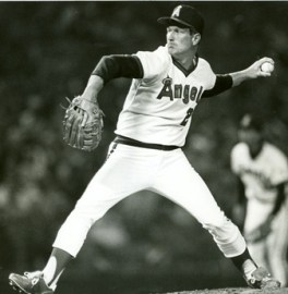 John pitched the Angels to a game 1 victory against the Brewers in the 1982 ALCS.
