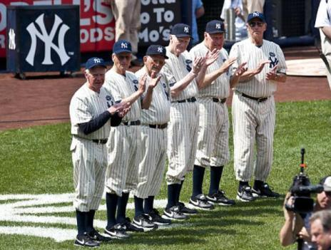 These are NOT the 2013 Yankees. (Photo: NY Daily News)