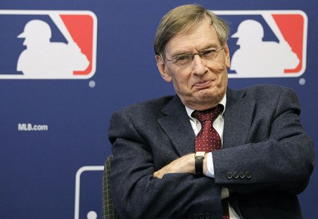 There are billions of reasons for MLB Commissioner Bud Selig to smile. (Photo: AP)