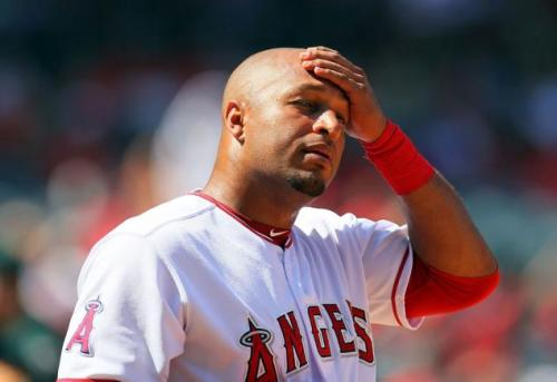 What are the Yankees thinking in their pursuit of Vernon Wells?(Photo: Getty Images)