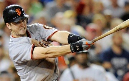 Buster Posey is one of several catchers capable of contributing both at the plate and behind it.