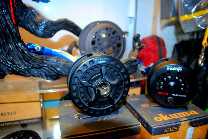 Reel, Rods and Fishing Equipment
