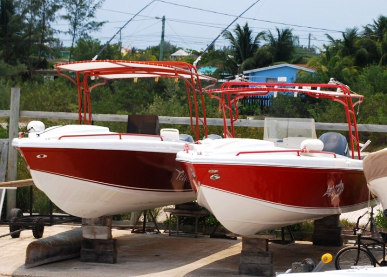 Boatyard Storage