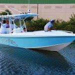 Wahoo 28ft Boat, Z's The Day, Captain Sharks Boatyard