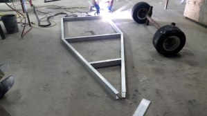 Customized Trailers at Captain's Sharks