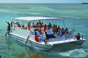 Yolo Party Cruise Boat