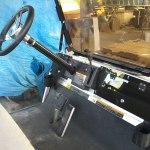 Plexiglass Glove Compartment