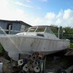 Used Colombian Fishing Boat