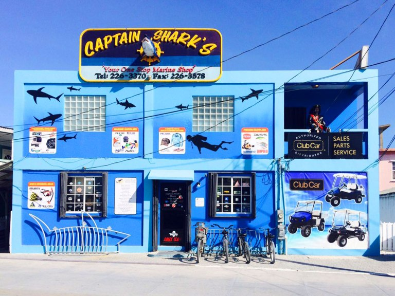 Captain Sharks Shop