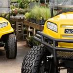 Club Car Sunshine Onward Special Edition Golf Cart