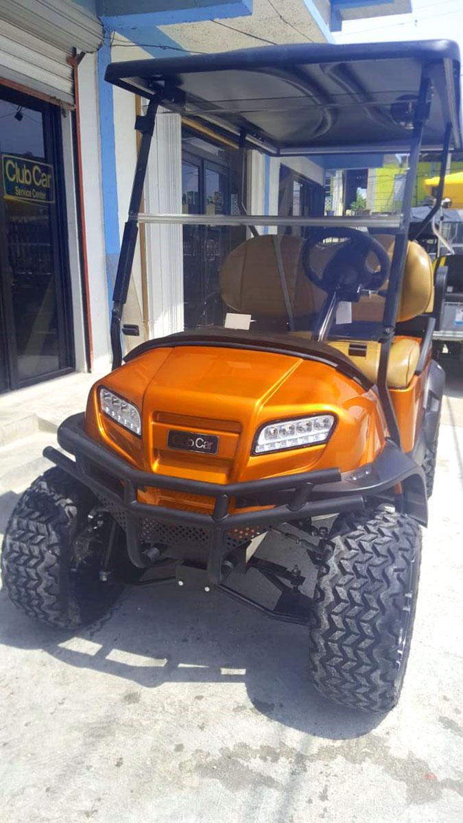 Onward Club Car Golf Cart - Jose Sorto