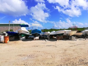 Captain Sharks Boatyard
