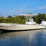 Captain Sharks Boatyard Repairs - Little Rippa Boat
