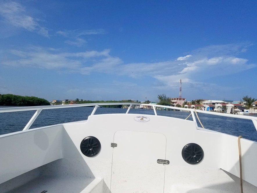 Ramon's 28ft Wahoo Boat