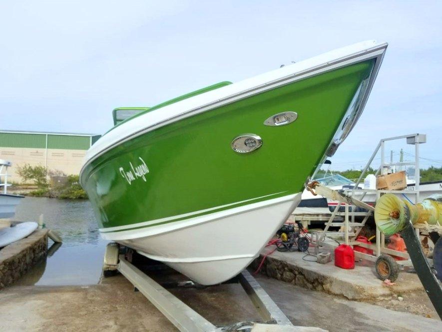 Dorado 34ft Boat - William Muligan