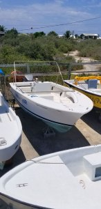 """Used 25ft Wayward Boat, """"Good Cheer"""""""