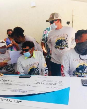 Grand Caribe's 4th Annual Deep Sea Fishing Tournament