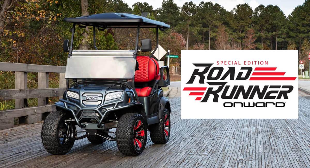 Onward Special Edition Road Runner
