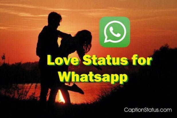 Romantic Love Status for Whatsapp
