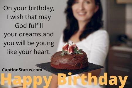 Happy Birthday Beautiful Lady, Wife & Mother
