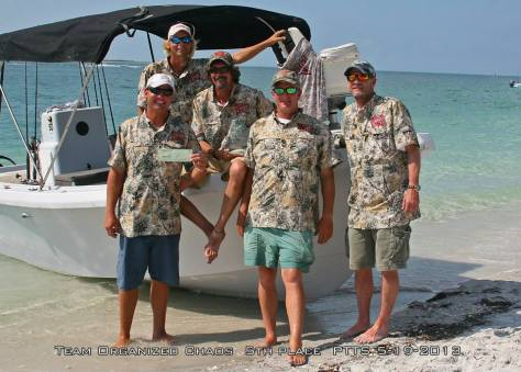 Got 5th place in the PTTS last weekend, Sanibel & Captiva Islands & Fort Myers Charters & Fishing Guide Service.