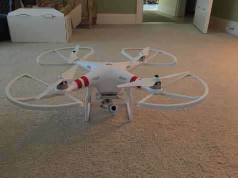 Phantom 2 vision drone, Sanibel Fishing & Captiva Fishing & Fort Myers Fishing Charters & Guide Service.