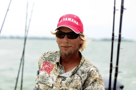 Captain Joey Burnsed, Captiva Fishing Report & Captain Joe's Charters.