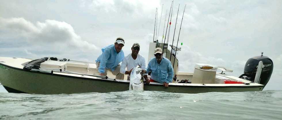 Sanibel Fishing & Captiva Fishing, Big Tarpon 4, Josh, Saturday, 6-13-15, Sanibel Fishing & Captiva Fishing & Fort Myers Fishing Charters & Guide Service.