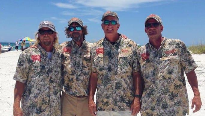 Sanibel Fishing & Captiva Fishing, Joey, Patrick, Lamar & Clark, Boca Grande Pass, Congrats to Team Organized Chaos, the 2015 Sea Hunt Boat Company Tarpon Cup Champions!!!! Sunday, 6-7-15, Sanibel Fishing & Captiva Fishing & Fort Myers Fishing Charters & Guide Service.