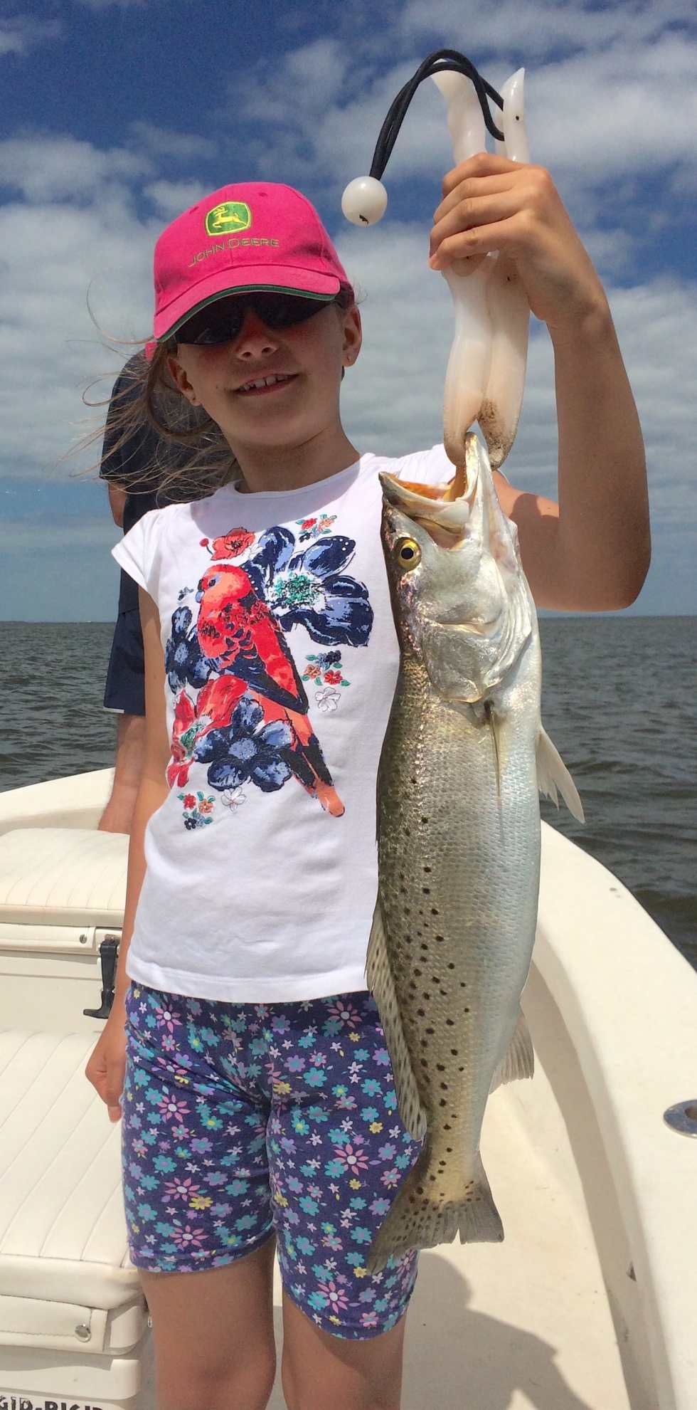 Sea Trout, Grass Beds, Sanibel Fishing & Captiva Fishing, Wednesday, March 9, 2016 ~ #Sanibel #Captiva.