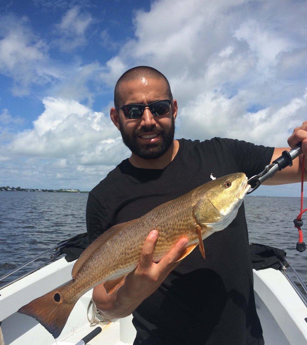 Redfish, Sanibel Fishing & Captiva Fishing, Saturday, November 4, 2017, [File Photo - Thursday, September 15, 2016].