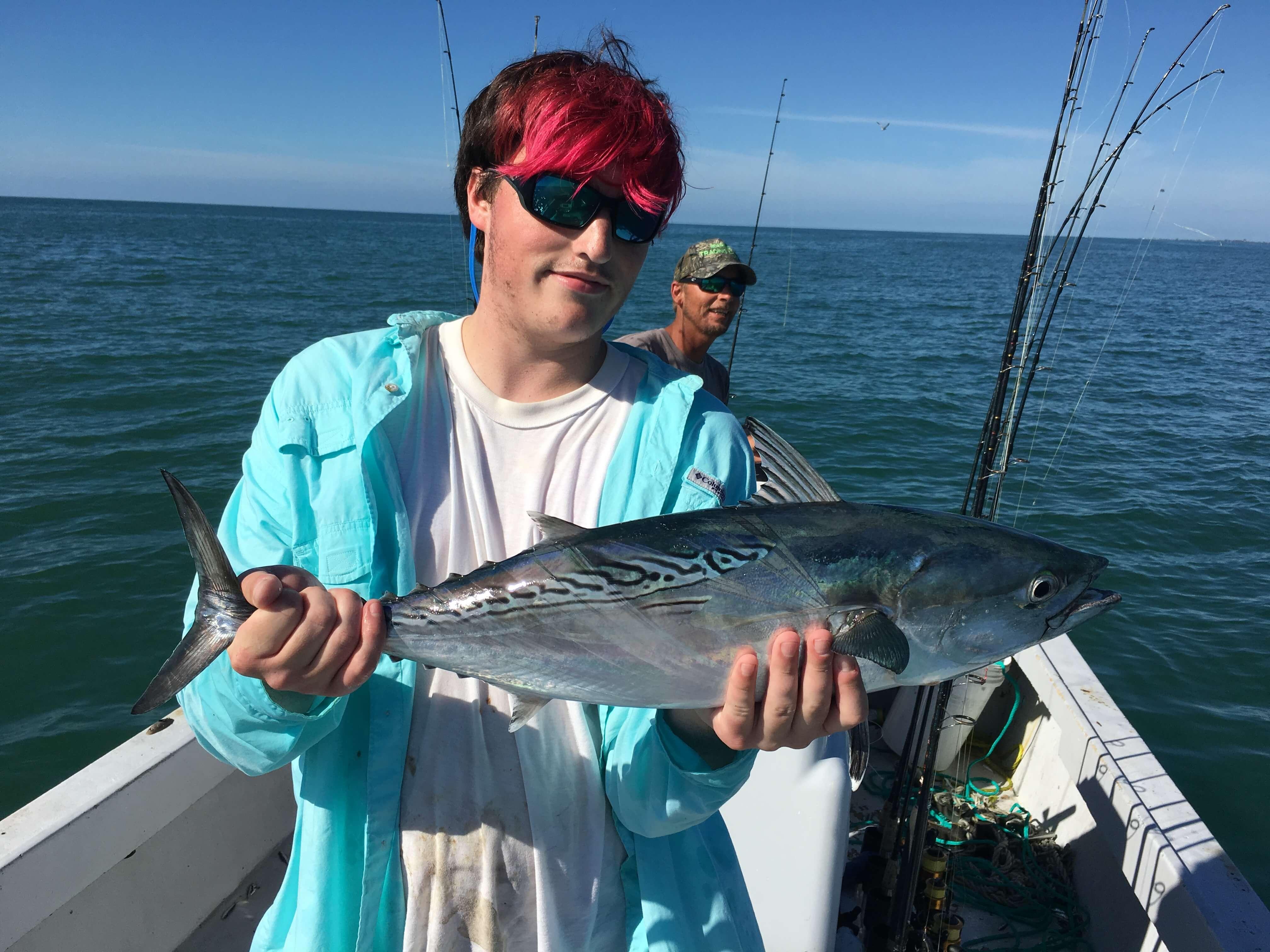 Captiva fishing bonita december 31 2016 captiva for Bonita fish recipes