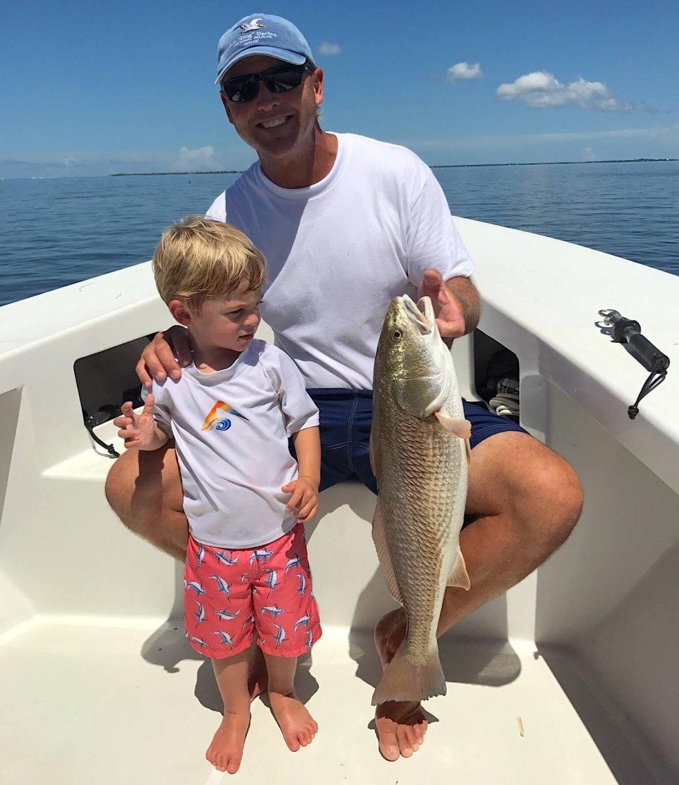 Redfish, Catch & Release, Sanibel Fishing & Captiva Fishing, Sanibel Island, Sunday, October 15, 2017, [File Photo: Friday, August 18, 2017].