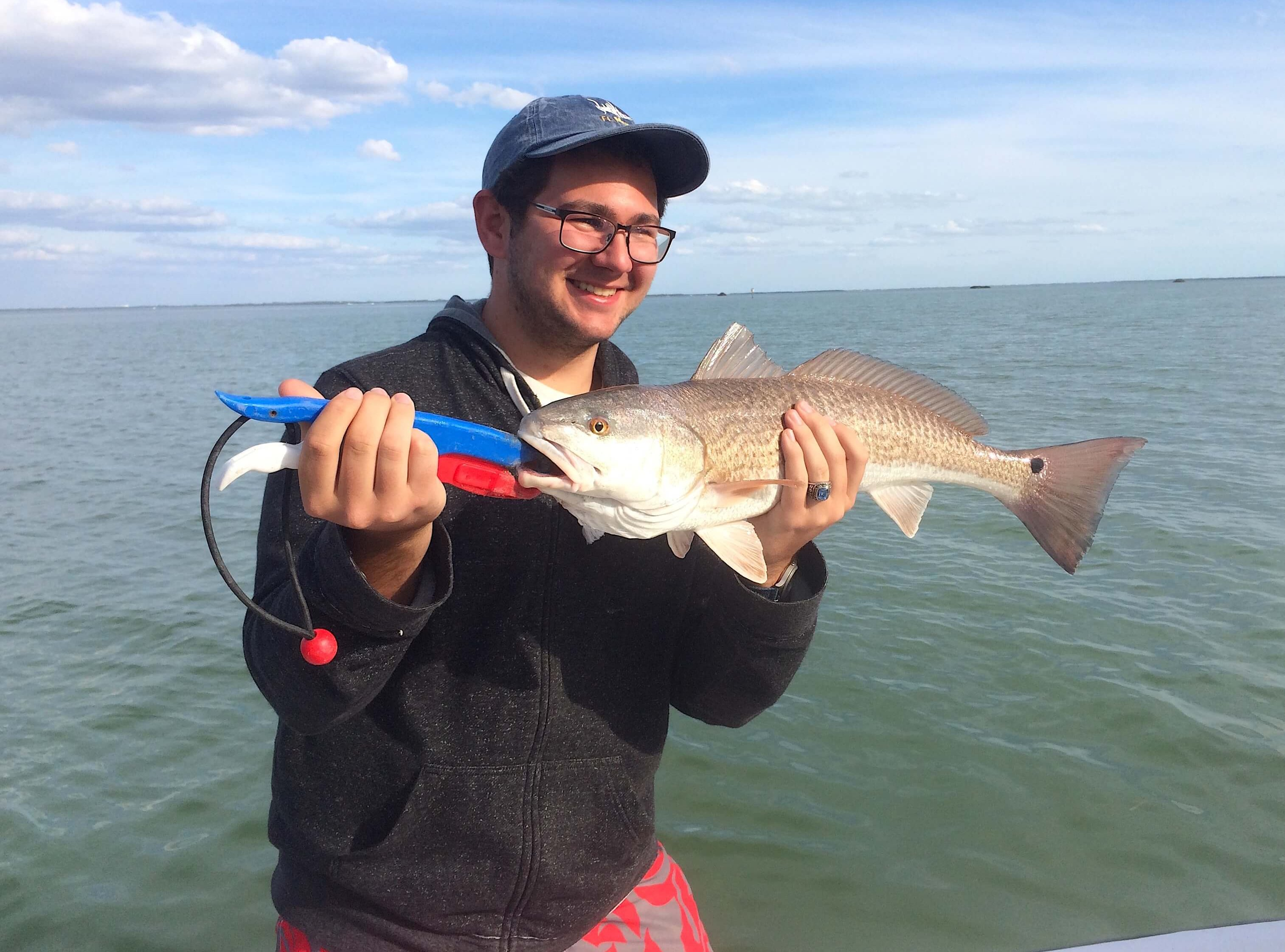 Captiva Fishing, Redfish!