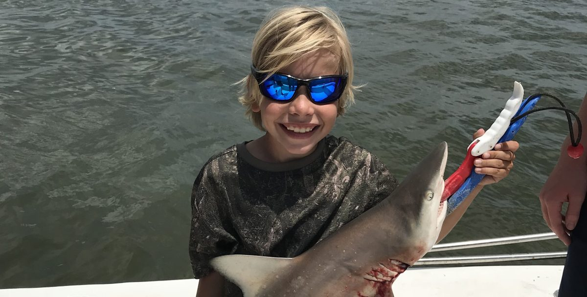 Captiva Fishing, Blacktip!