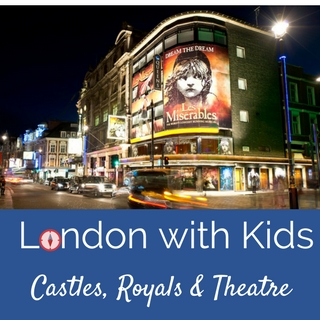 Kids London | Royal Residence | Palaces in London | Castles in London | London Walks | London Theatre for Children | Buckingham Palace | Windsor Castle | West End Shows for Kids | Discount London
