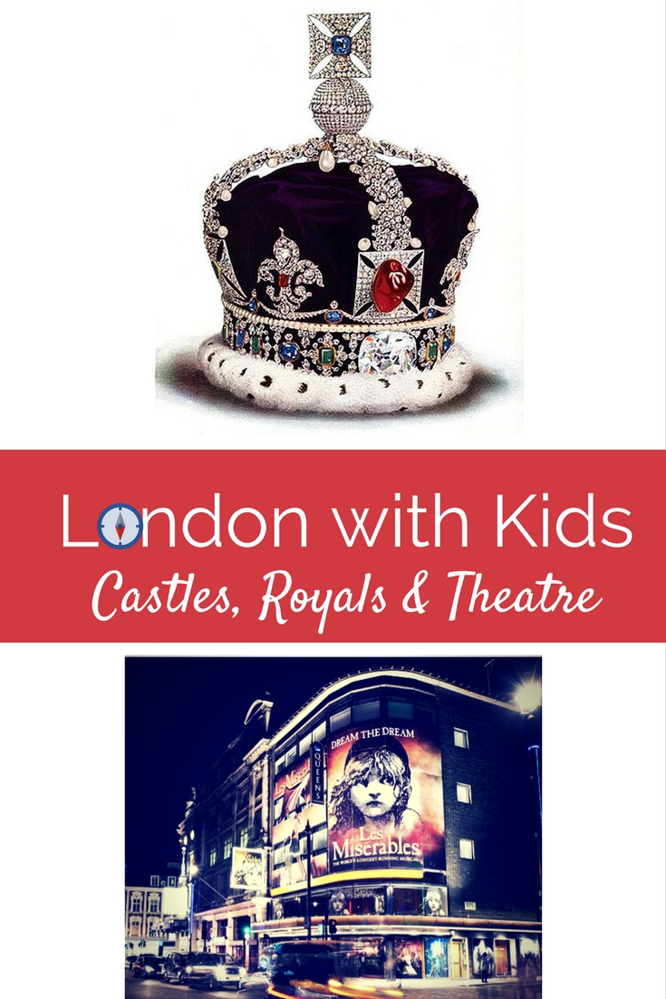 Kids London: Secrets for seeing London's palaces, castles and gardens for free (or nearly) with your kids.