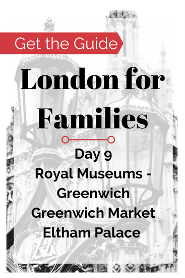 The London for Families Greenwich City Guide is part of a bundle that offers 33 free London activities, 20 memorable moment resources for kids. Visit London on a travel budget.