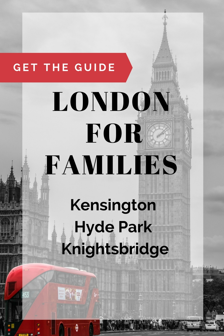 The London for Families City Guide offers free and cheap London things to do near Kensington. Family travel simplified.