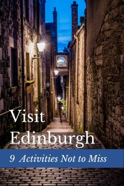 Visit Edinburgh with Kids: 9 budget friendly activities for your family to enjoy. Visit Edinburgh for a day or a week and keep it affordable. My guide will show you how!