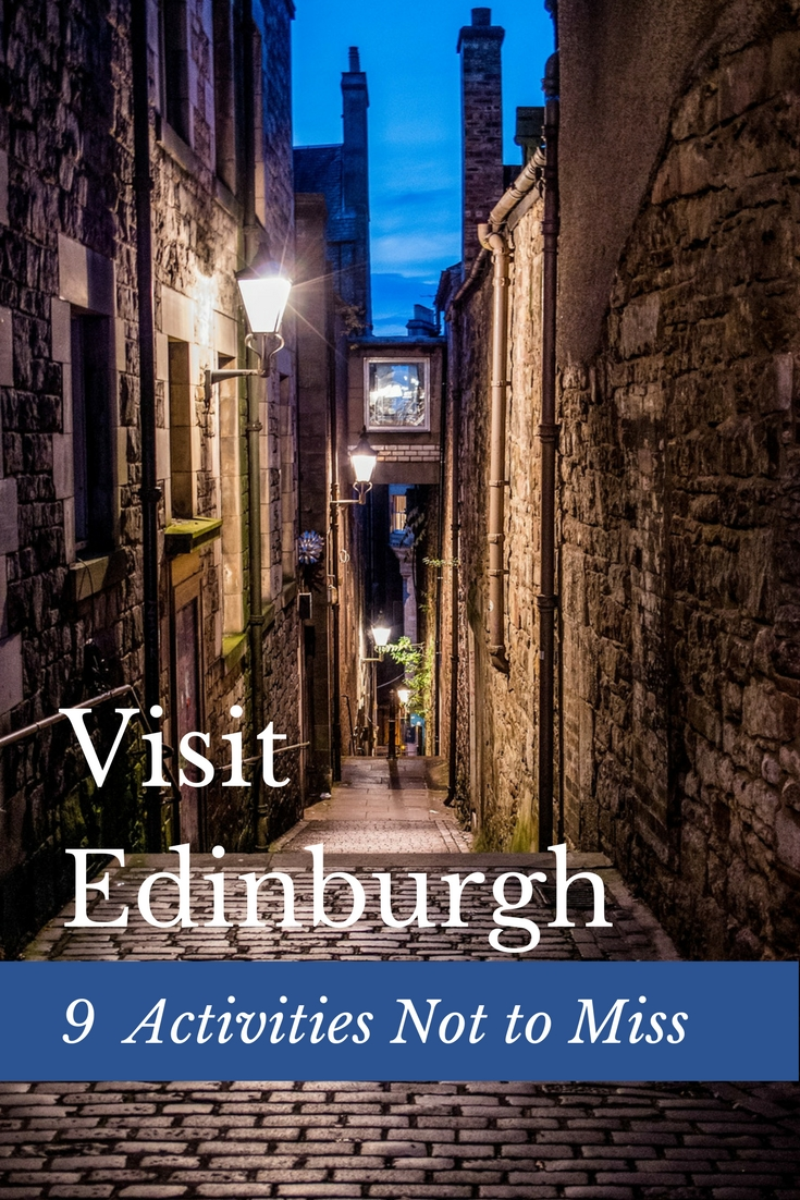 Visit Edinburgh: 9 budget friendly activities for your family to enjoy. Visit Edinburgh for a day or a week and keep it affordable. My guide will show you how!